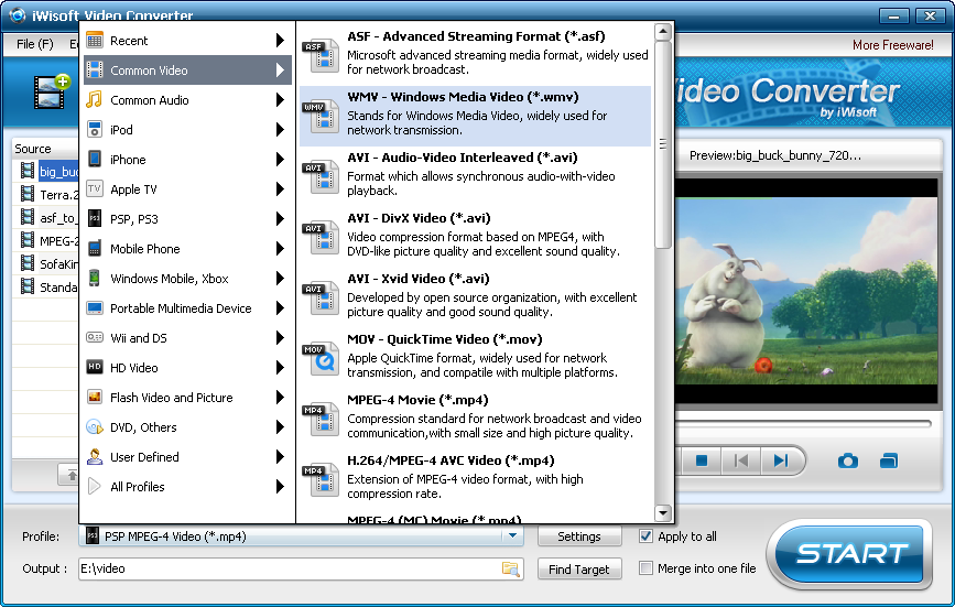 iWisoft Free Video Converter ...