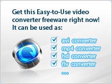 Free Video Converter: convert video files easily, AVI FLV